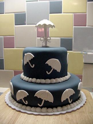kišobran torta
