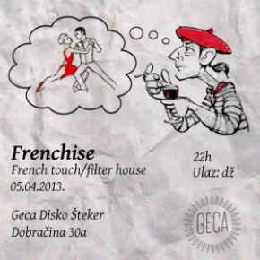 French house u Geci