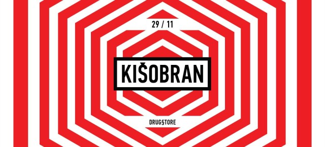 Kišobran žurka// Drugstore// 29.11.