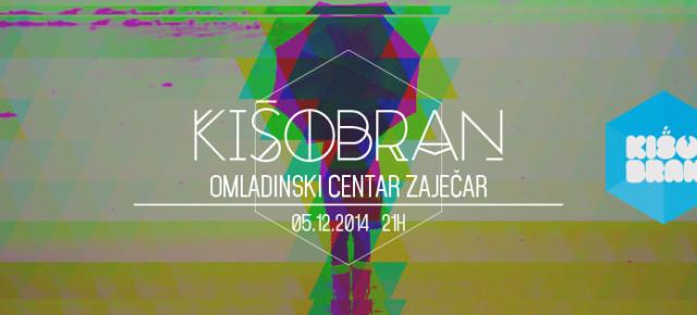 Kišobran na turneji po Srbiji