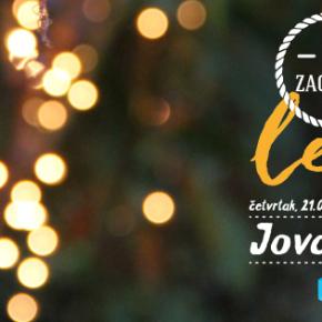 Zaokret leto: Jovanović // Četvrtak 21. maj, 19h // Kc Grad