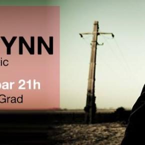 STEVE WYNN (solo & electric) //KC GRAD, Sreda 28. oktobar//