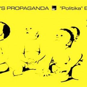 Bernays Propaganda + Triko //Elektropionir, Petak 15. april 21h/