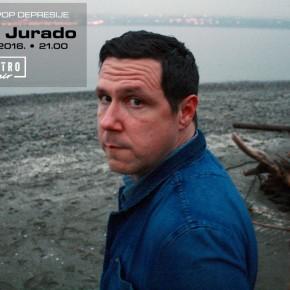 Damien Jurado //Sreda 6. jul 21h, Elektropionir//