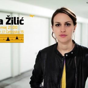 Irena Žilić //Subota 14. maj 21h, Elektropionir//