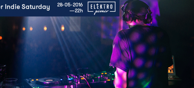 Super Indie Saturday ⚡⚡⚡ Subota 28. maj, 22h ⚡⚡⚡ Elektropionir