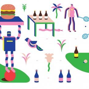 Piknik ☀ Nedelja 24. jul, 16h ☀ Topčiderska zvezda