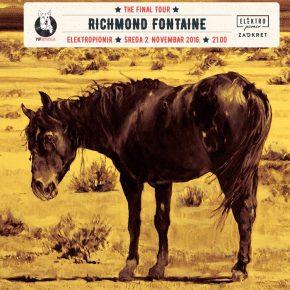 Richmond Fontaine u Elektropioniru (Sreda 2. novembar 21h)