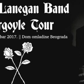 Mark Lanegan Band /Utorak 7. novembar, Dom omladine Beograda/