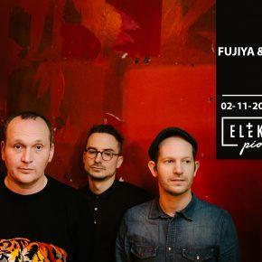 Fujiya & Miyagi // Četvrtak 2. novembar, 21h // Elektropionir