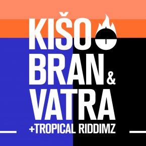 Kišobran x Vatra // Subota 21. april, 23h // Drugstore