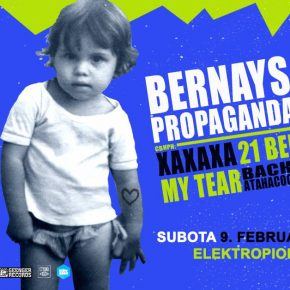 Bernays Propaganda u Beogradu (9. februar, Elektropionir)
