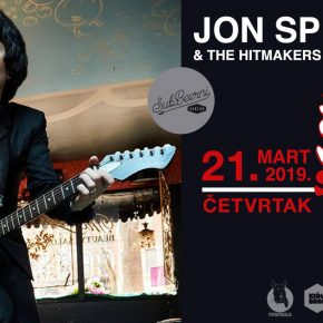 Jon Spencer & The Hitmakers / SubBeerni centar / Kontakt 2019